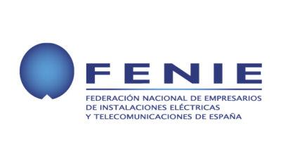 logo vector FENIE