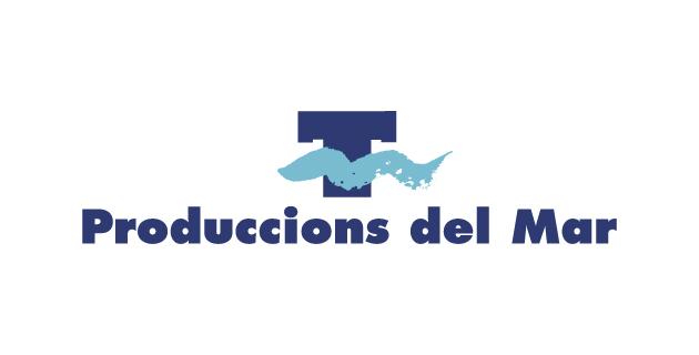 logo vector Produccions del Mar