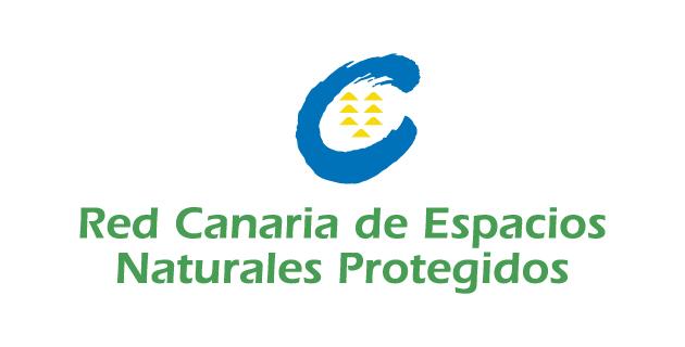 logo vector Red Canaria de Espacios Naturales Protegidos