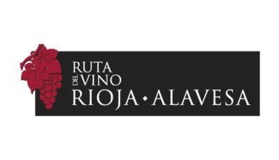 logo vector Ruta del Vino Rioja Alavesa