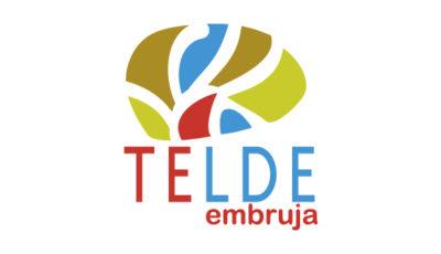 logo vector Telde embruja