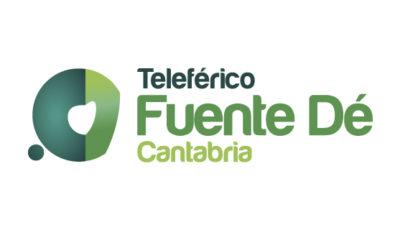 logo vector Teleférico Fuente Dé