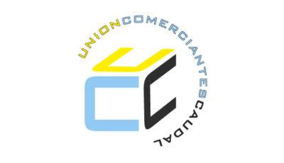 logo vector Unión Comerciantes Caudal