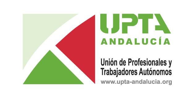 logo vector UPTA Andalucía