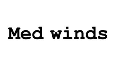 logo vector Med winds