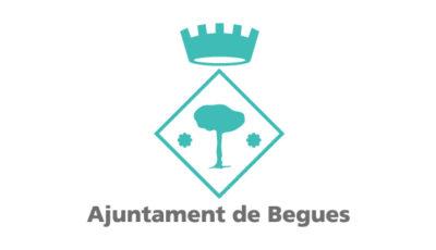 logo vector Ajuntament de Begues