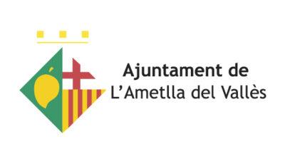 logo vector Ajuntament de L'Ametlla del Vallès