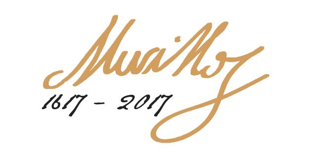 logo vector Aniversario Murillo