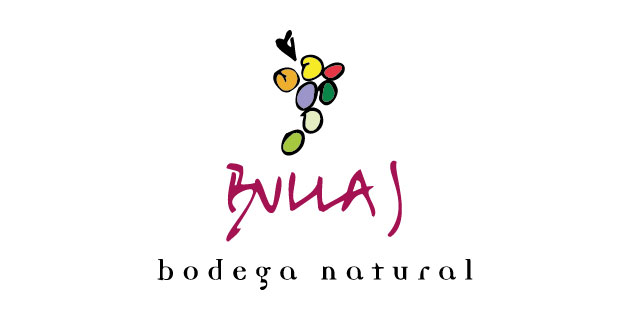 logo vector Bullas bodega natural