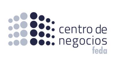 logo vector Centro de Negocios FEDA