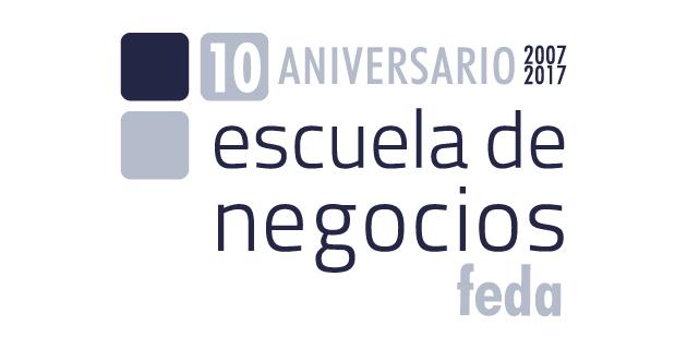 logo vector Escuela de Negocios FEDA