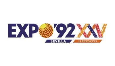 logo vector Expo 92 25 aniversario