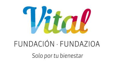 logo vector Fundación Vital