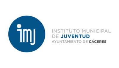 logo vector IMJ Cáceres