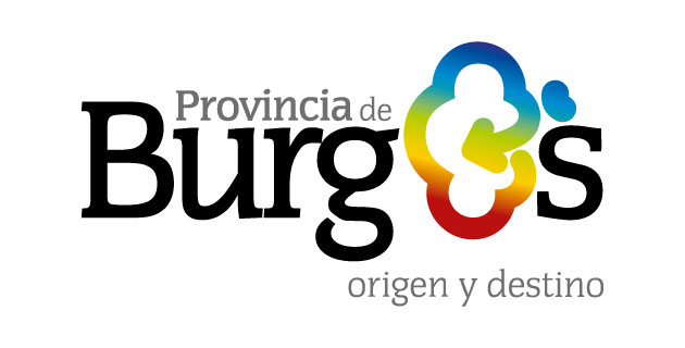 logo vector Provincia de Burgos, Origen y Destino