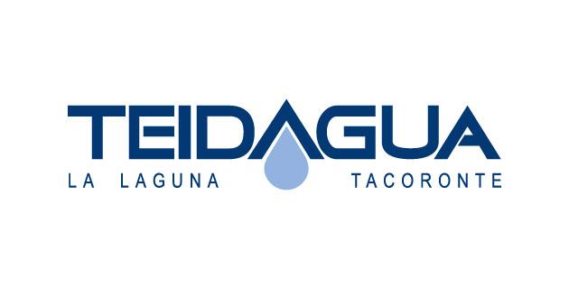 logo vector TEIDAGUA