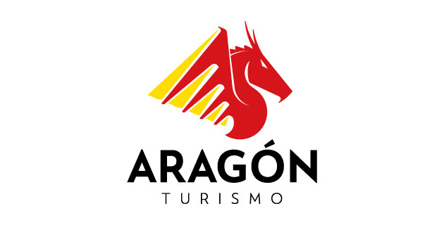 logo vector Turismo Aragón