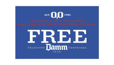 logo vector Damm free