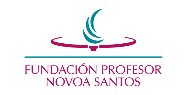 logo vector Fundación Profesor Novoa Santos