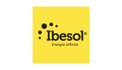 logo vector Ibesol Energía