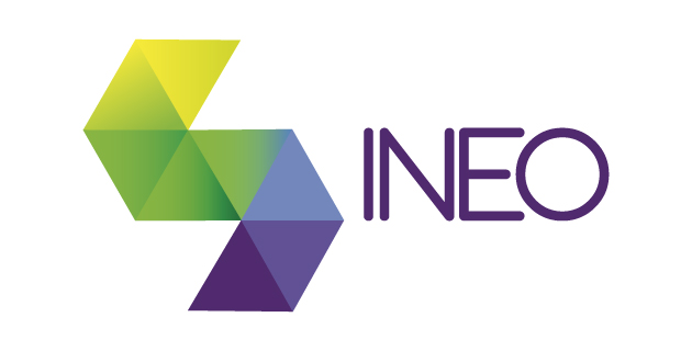 logo vector INEO