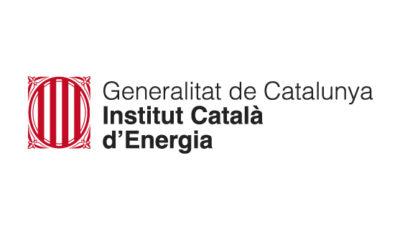 logo vector Institut Català d'Energia