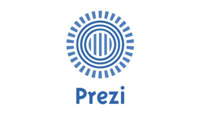 logo vector Prezi