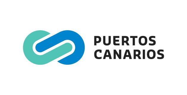 logo vector Puertos Canarios