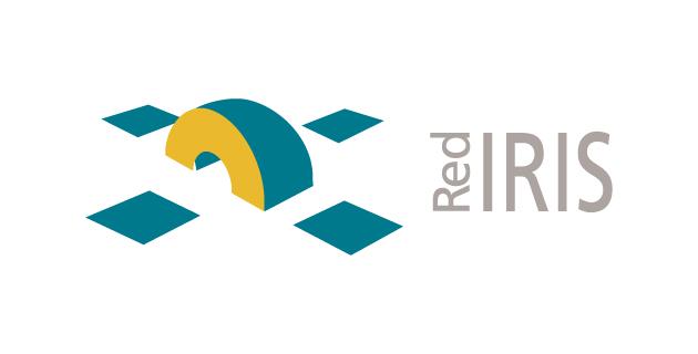 logo vector RedIRIS