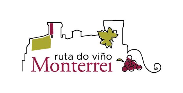 logo vector Ruta del Vino Monterrei
