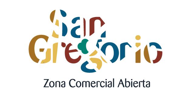 logo vector San Gregorio Zona Comercial Abierta
