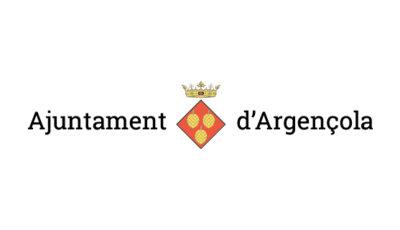 logo vector Ajuntament d'Argençola