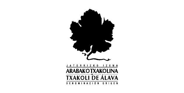 logo vector DO Txacoli de Álava