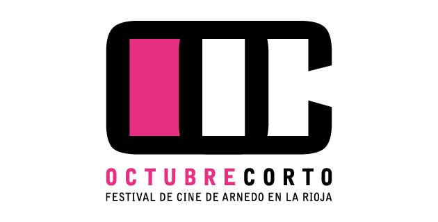 logo vector Festival Octubre Corto
