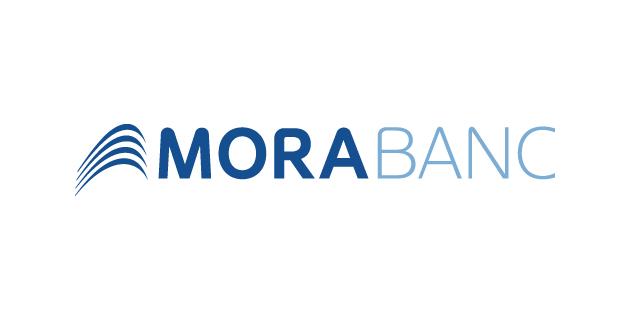 logo vector MoraBanc