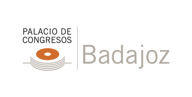 logo vector Palacio de Congresos de Badajoz