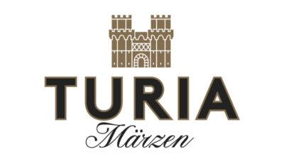 logo vector Cerveza Turia
