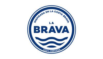 logo vector La Brava