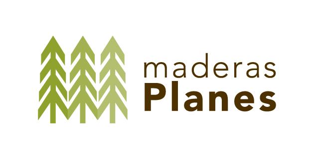 logo vector Maderas Planes