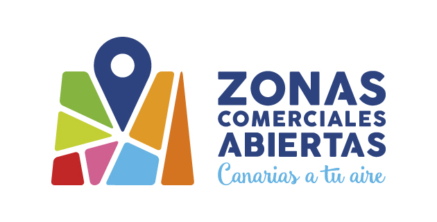 logo vector Zonas Comerciales Abiertas de Canarias