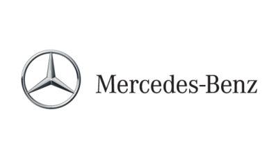 logo vector Mercedes Benz