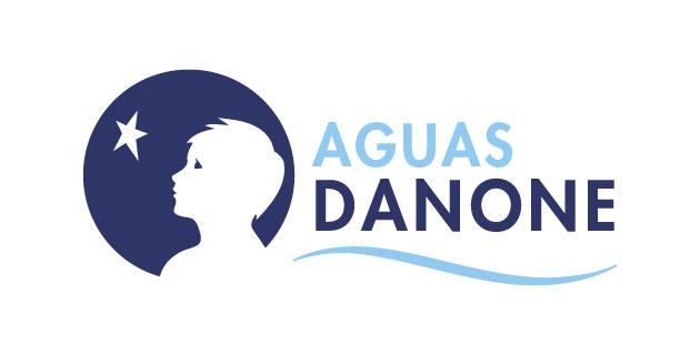 logo vector Aguas Danone