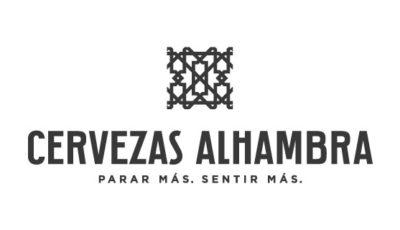 logo vector Cervezas Alhambra