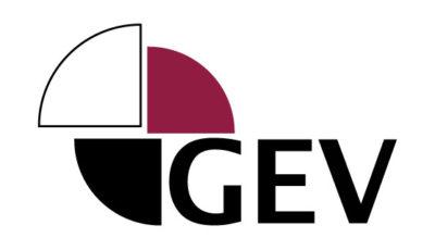 logo vector GEV