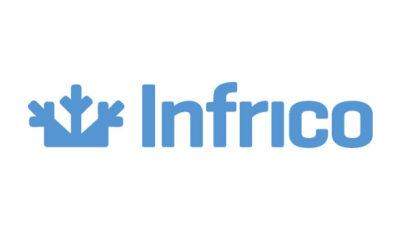 logo vector INFRICO