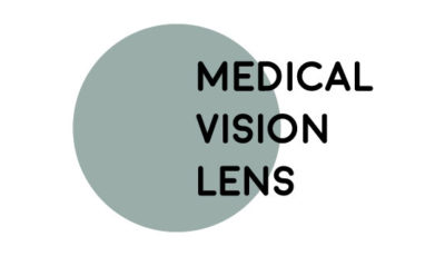 logo vector Medical Vision Lens