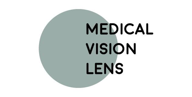 logo vector Medical Vision Lens