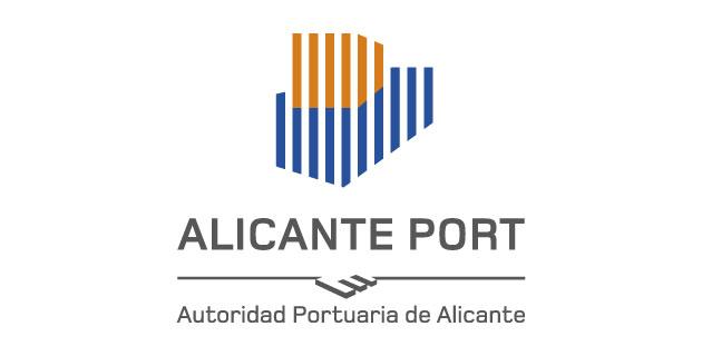 logo vector Alicante Port