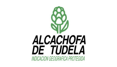 logo vector Alcachofa de Tudela