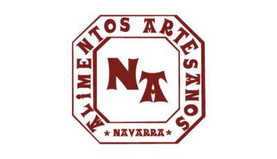 logo vector Alimentos Artesanos de Navarra